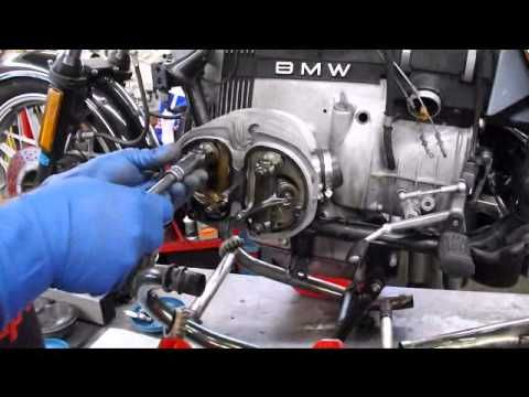 Bmw Service Bmw R100 Pushrod Tube Seal Replacement Part 1 Of 3 Bmw Replacement Parts Cafe Racer
