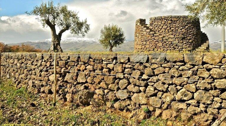 Muratura A Secco.I Muretti A Secco Patrimonio Dell Umanita Muro A Secco