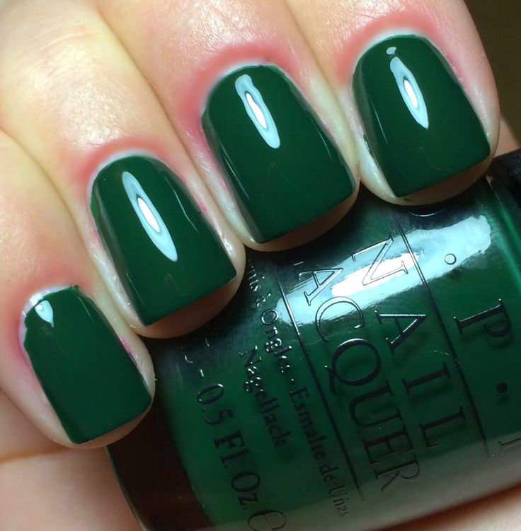 OPI Christmas Gone Plaid | Nail Polish | Pinterest | OPI, Green nail ...