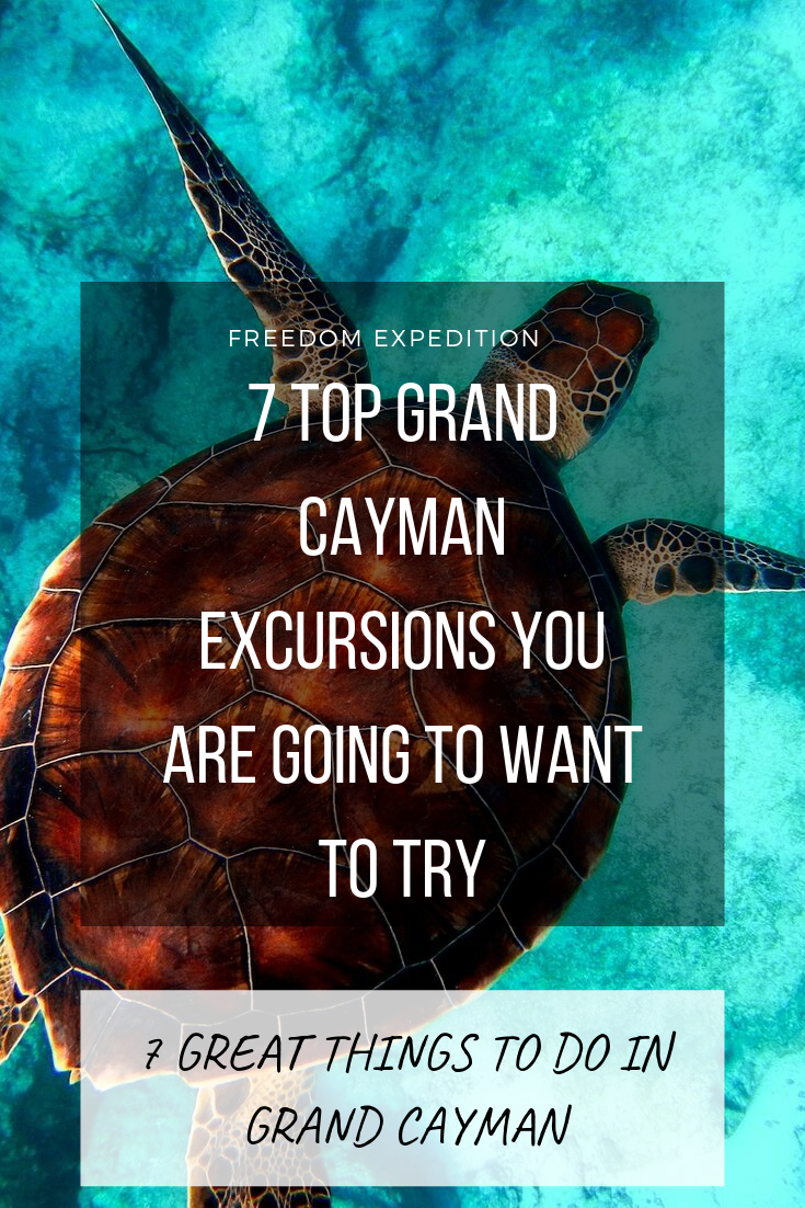 Here Are Some Great Things To Do In Grand Cayman. 7 Top