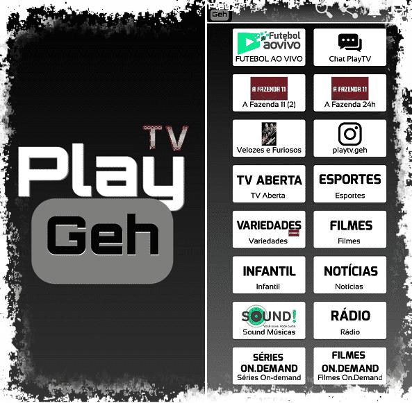 Download PlayTV Geh APK MOD - APP Futebol e TV2020