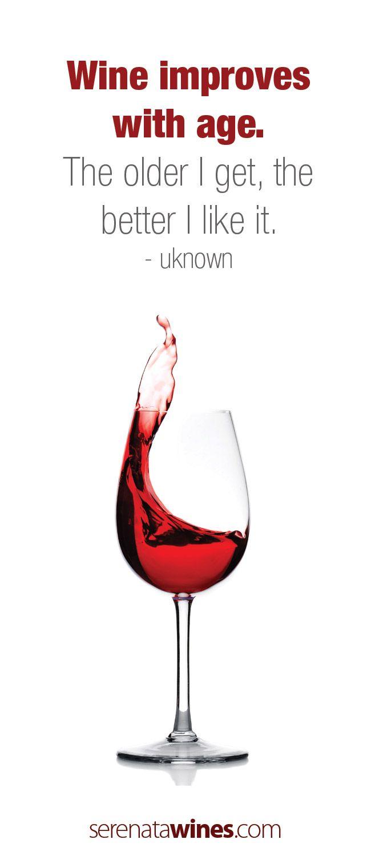Wine Quote Wisdom Serenatawines Wine Quotes Wine Humor Wine Quotes Funny