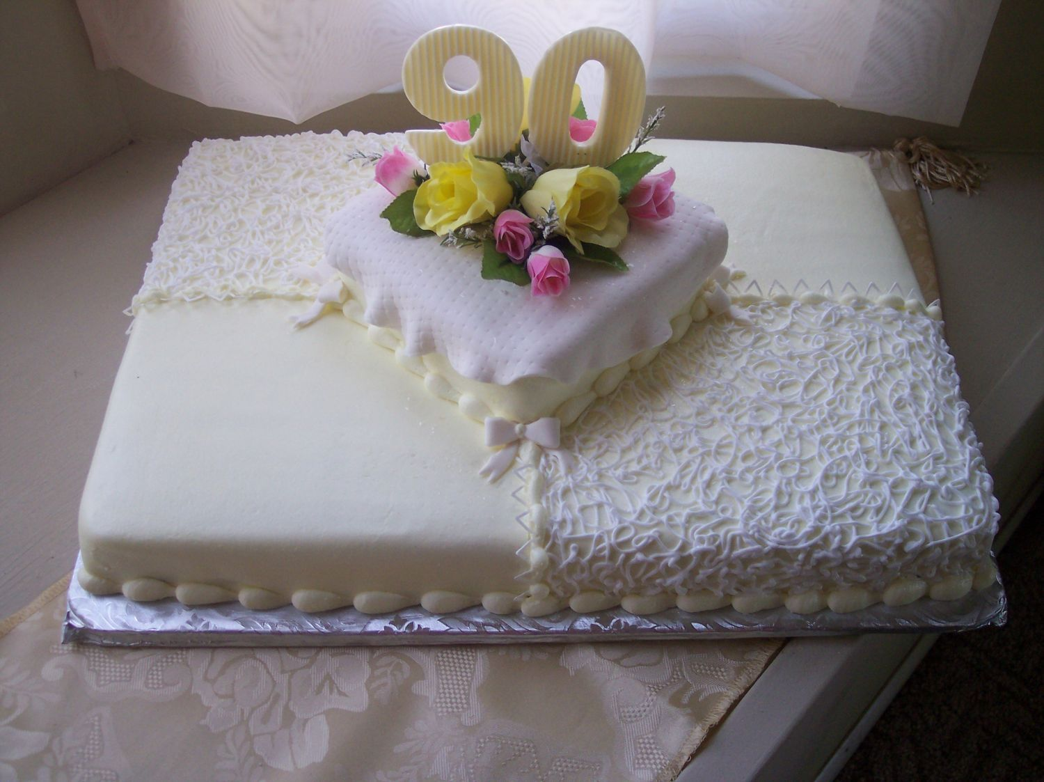 90th birthday party events ideals pinterest 90 for 90th birthday cake decoration ideas