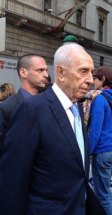 Shimon Peres - Wikipedia, the free encyclopedia