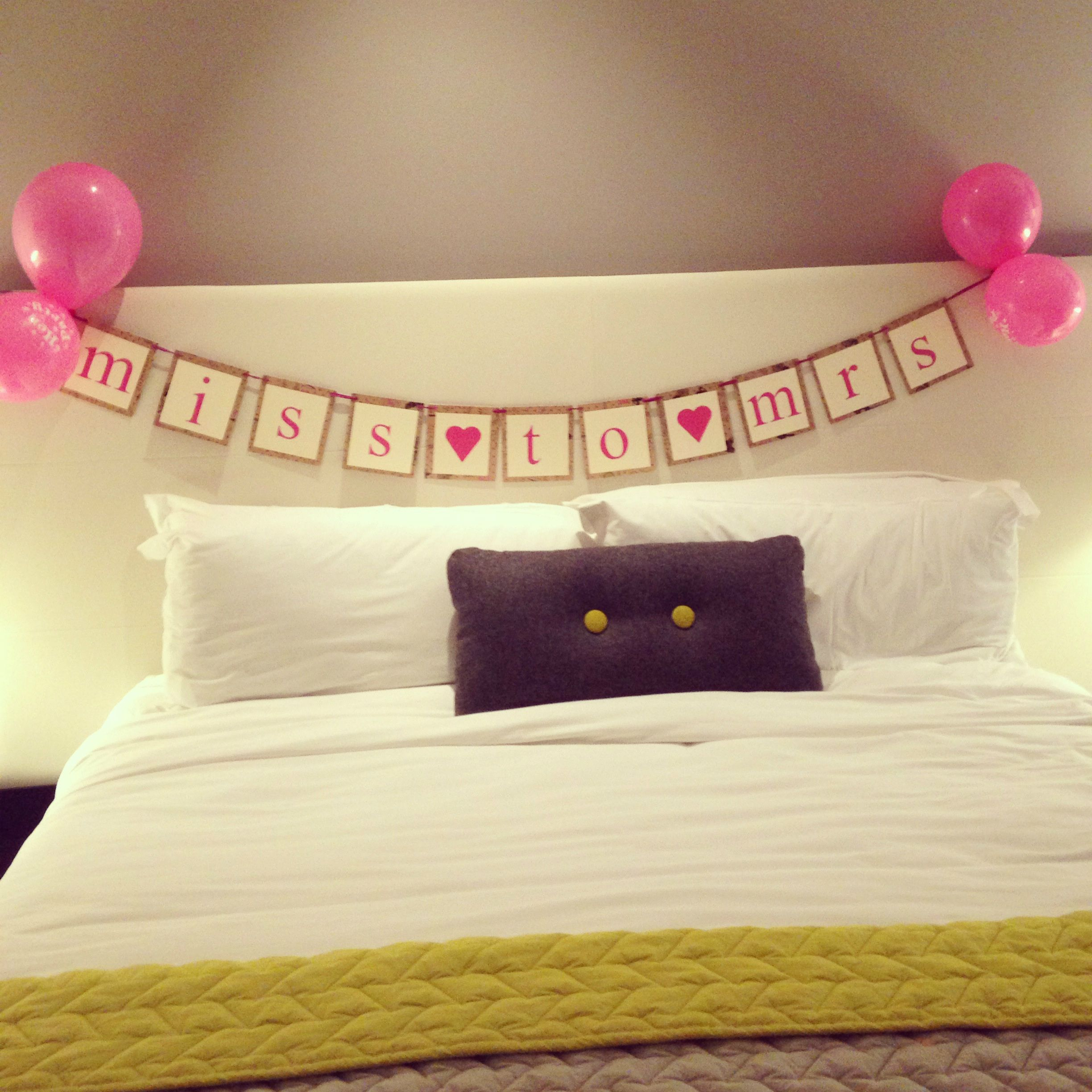 Wedding bedroom decoration ideas  Decorations Archives  Hen Party Ideas  The Hen Planner  Wedding