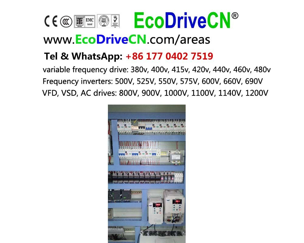 ecodrivecn drives offer low voltage 200 vac 1300 vac industrial