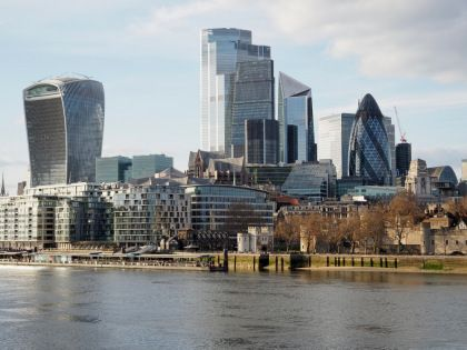 LondonLife – City skyline in a time of lockdown… | Exploring London
