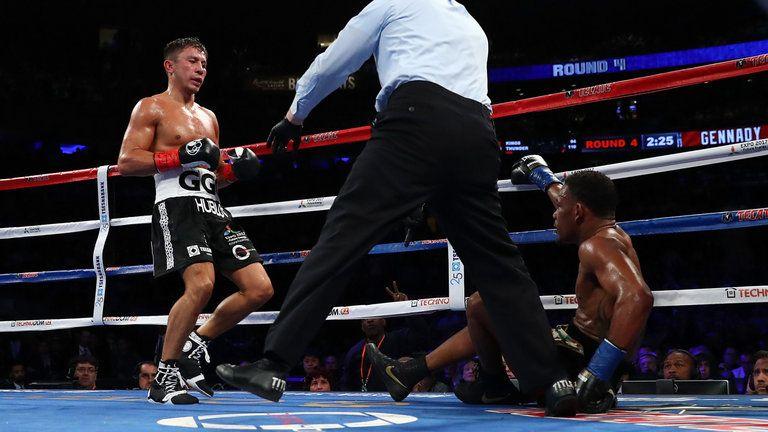 Gennady Golovkin Vs Daniel Jacobs Full Fight Video Highlights
