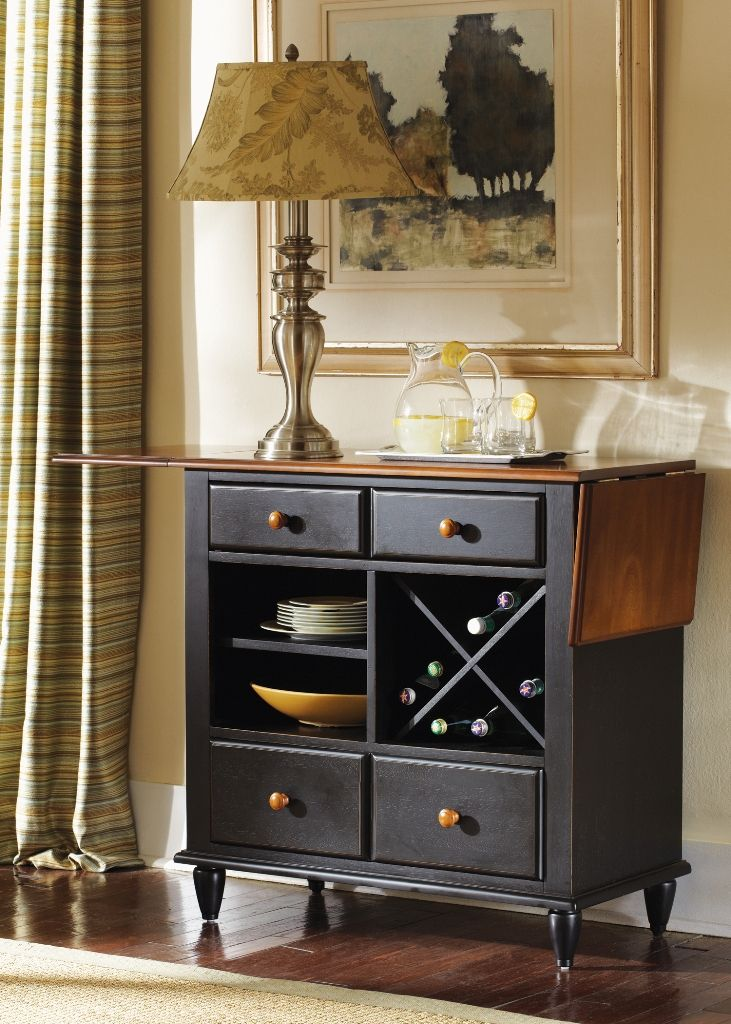 Find This Pin And More On Home Decor Liberty Furniture Low Country Black Dining Server
