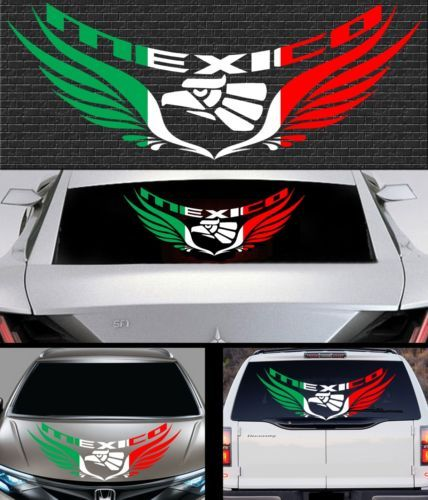 Mexican Flag Decals Mary Rosh Mary Rosh