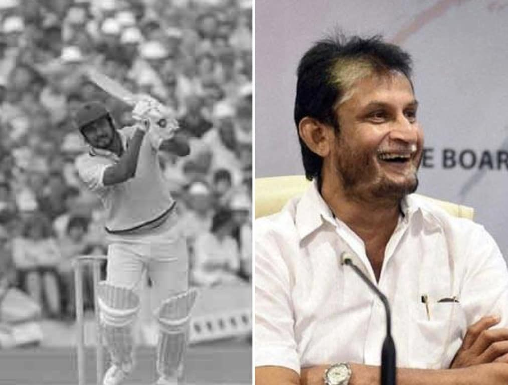 I Played 1983 World Cup With Broken Ribs Sandeep Patil World Cup Broken Ribs Cricket Sport