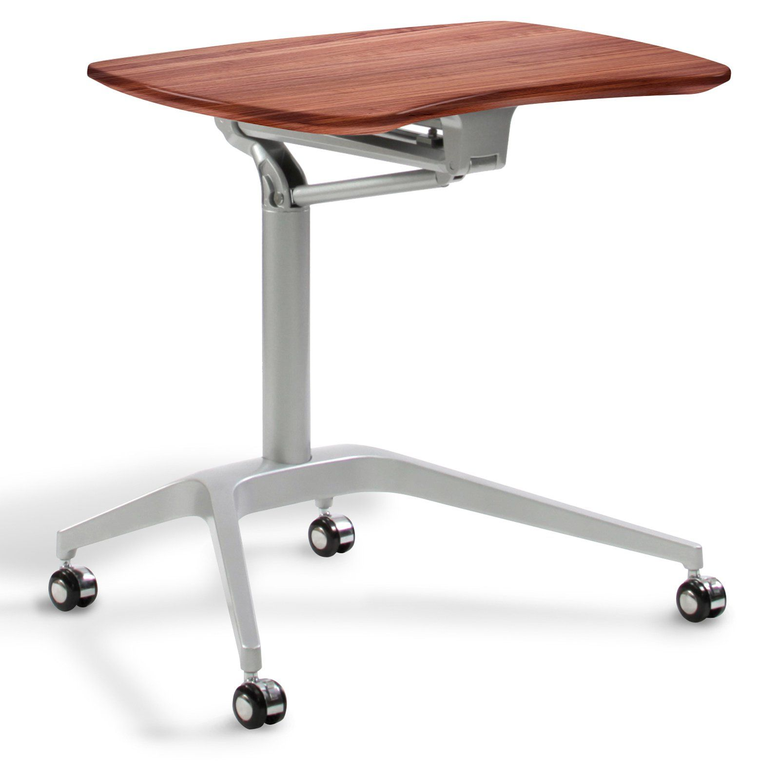Unique furniture workpad stand up height adjustable desk ch