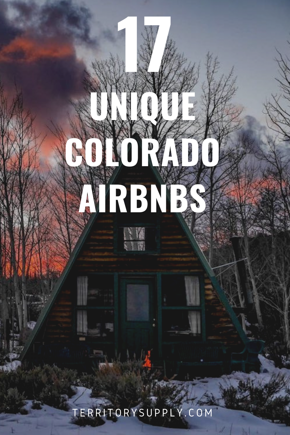 17 Coolest, Most Unique Airbnbs In Colorado In 2020