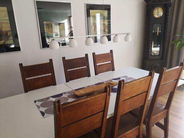 Esstischlampe Höhe Verstellbar zum Tisch Ratgeber Haus