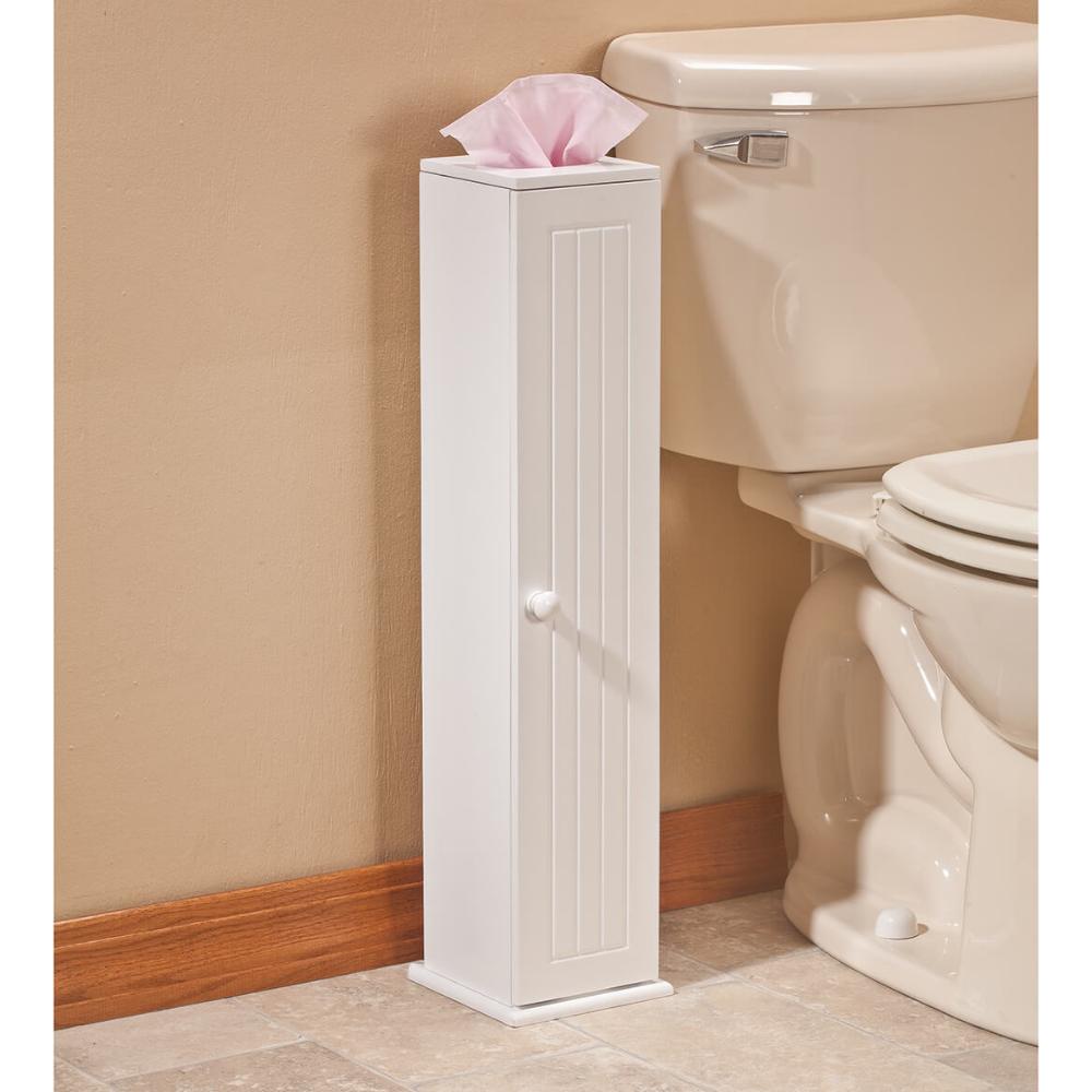 Toilet Tissue Tower By Oakridge Miles Kimball Toilet Paper Stand Paper Stand Toilet Paper Storage