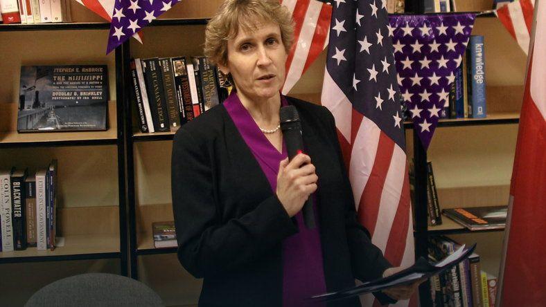 Amerykańscy dyplomaci kończą swoją służbę. Ellen Germain: jest mi ciężko wyjeżdżać z Polski