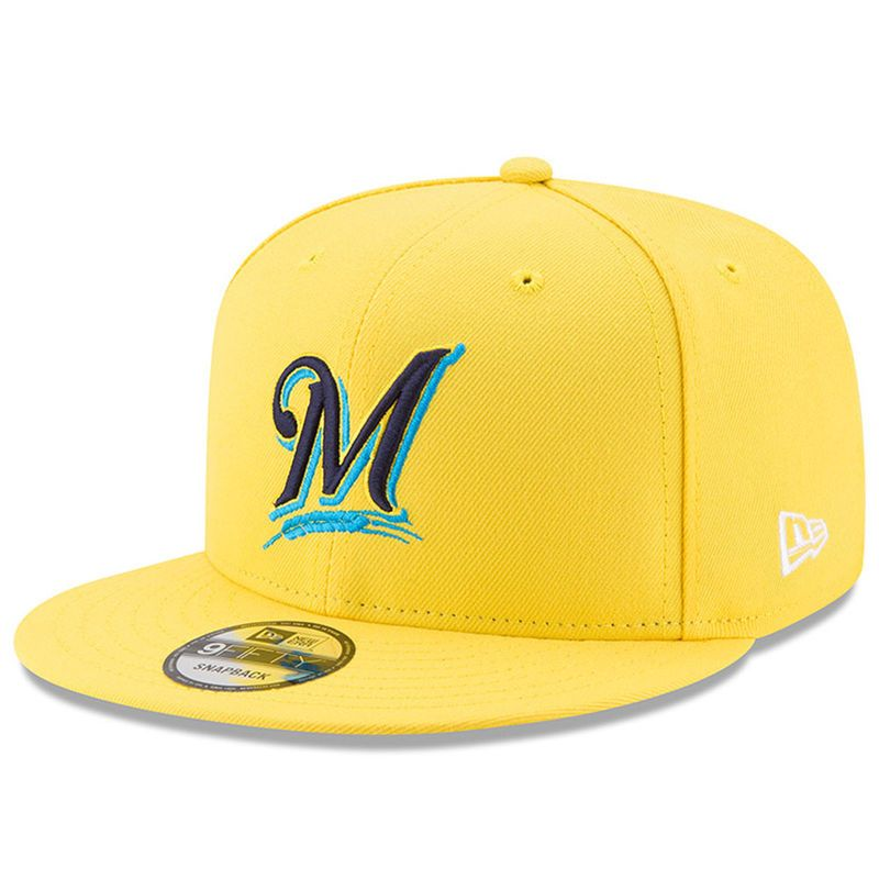 c81a44bcd sale new york mets new era 2018 on field prolight batting practice 59fifty  fitted hat 5bcee 9061e; sale milwaukee brewers new era 2017 players weekend  ...