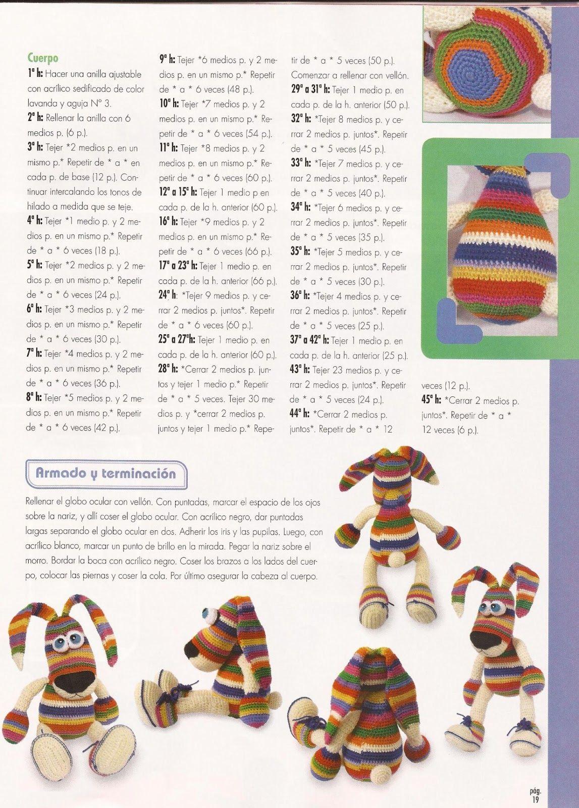 amigurumis, muñecos a crochet, fany crochet. | Dragón azul ...