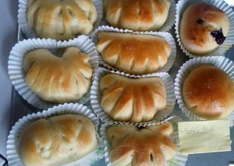 Resep Roti Manis Super Lembut Isi Coklat Oleh Sakli Abdi Resep Resep Roti Resep Rotis