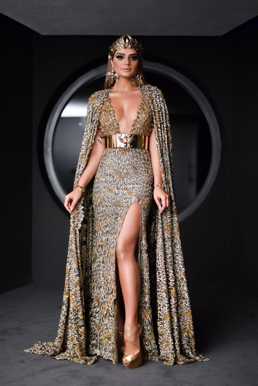 BLOG DA BÁRBARA: Baile da Vogue 2016: África Pop | moda ...