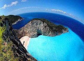 Zakynthos, Navagio Beach greece