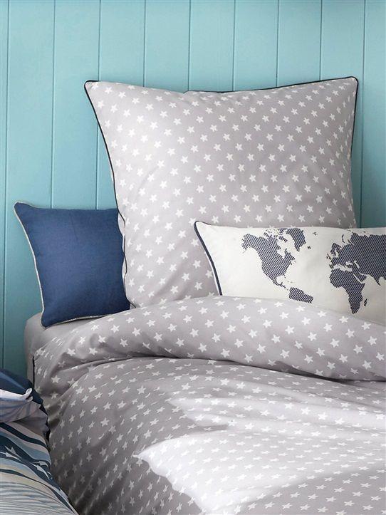 Découvrez sur style for u la nouvelle collection linge de lit enfant cyrillus housses de couette draps housse coussins rivalisent de douceur