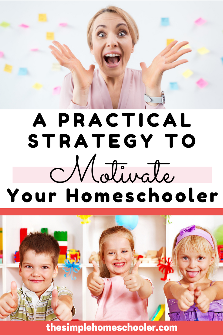 The Simple Plan to Motivate Your Homeschooler to Get That Work Done Tired of struggling with your kids and dishing out consequences to get their school work done Let me s...