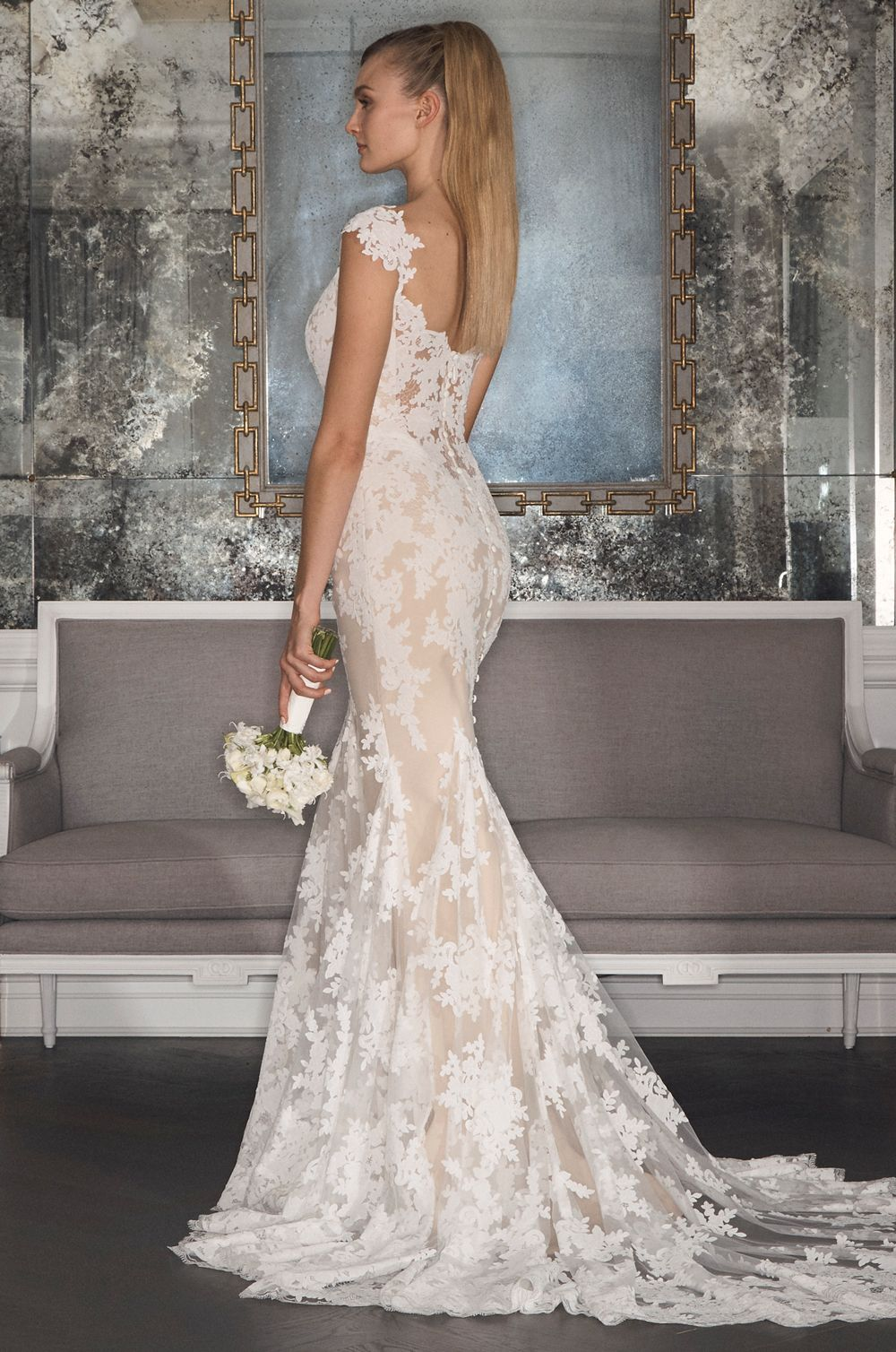 Neiman marcus dresses for weddings  Romona Keveža Collection Bridal Style RK  Wedding  Pinterest