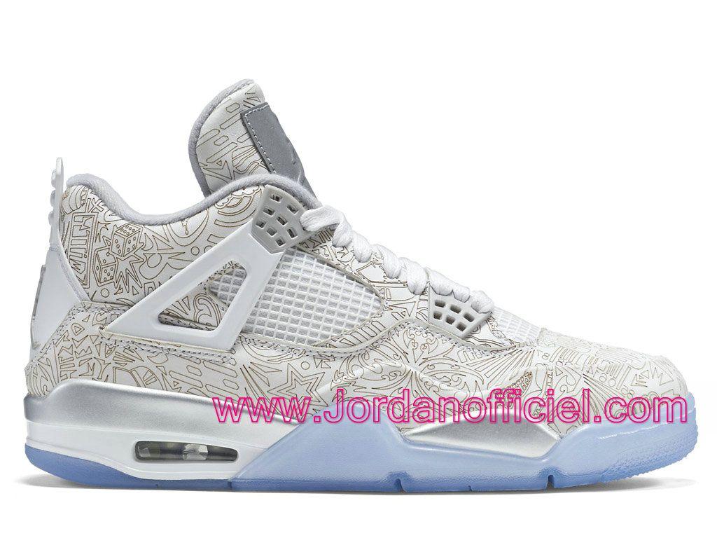 Air Jordan 4 Jordan Iv Retro Chaussures Nike Jordan 4 Pour Homme Laser 705331 4f2943