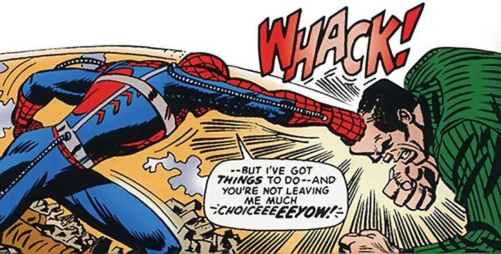 Hammerhead Spider-Man Sinister Six