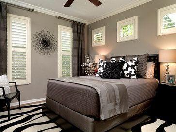 Best Requisite Gray Sherwin Williams Contemporary Bedroom 400 x 300