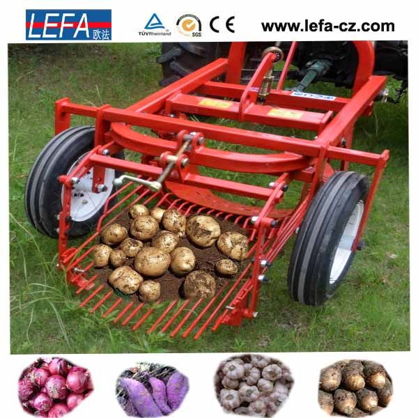hp compact farm tractor  row  point potato