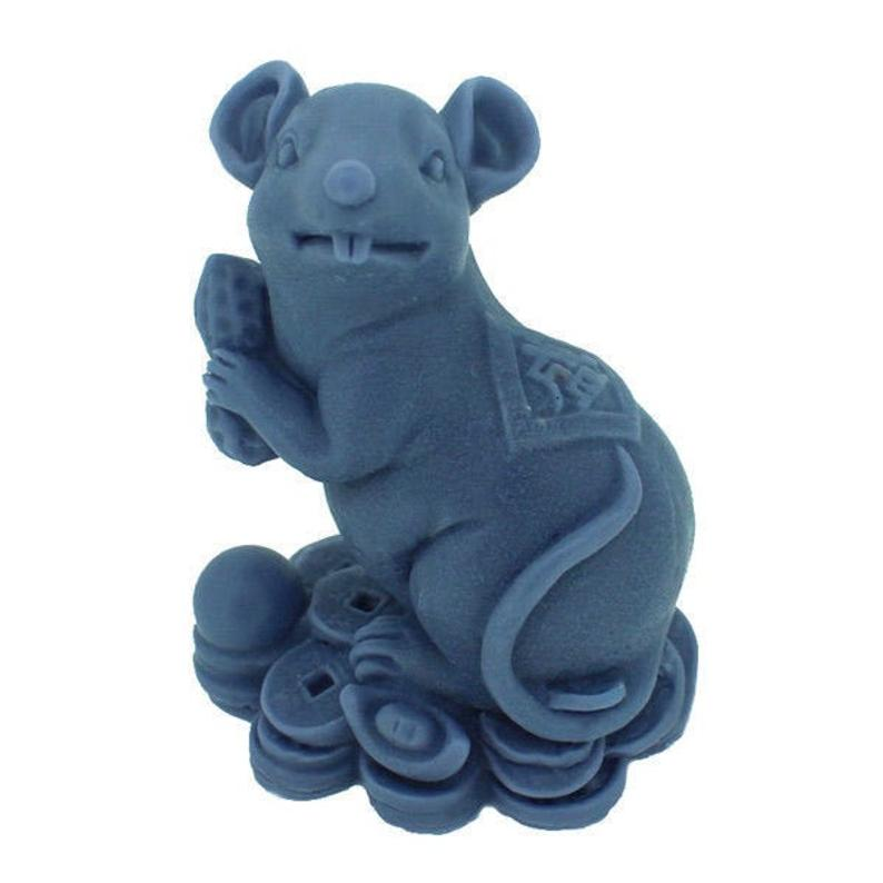 flexible Cake Molds clays mold craft mold resin Mouse and Rabbit Molds Molds food mold fondant jewelry mold charms silicone mold