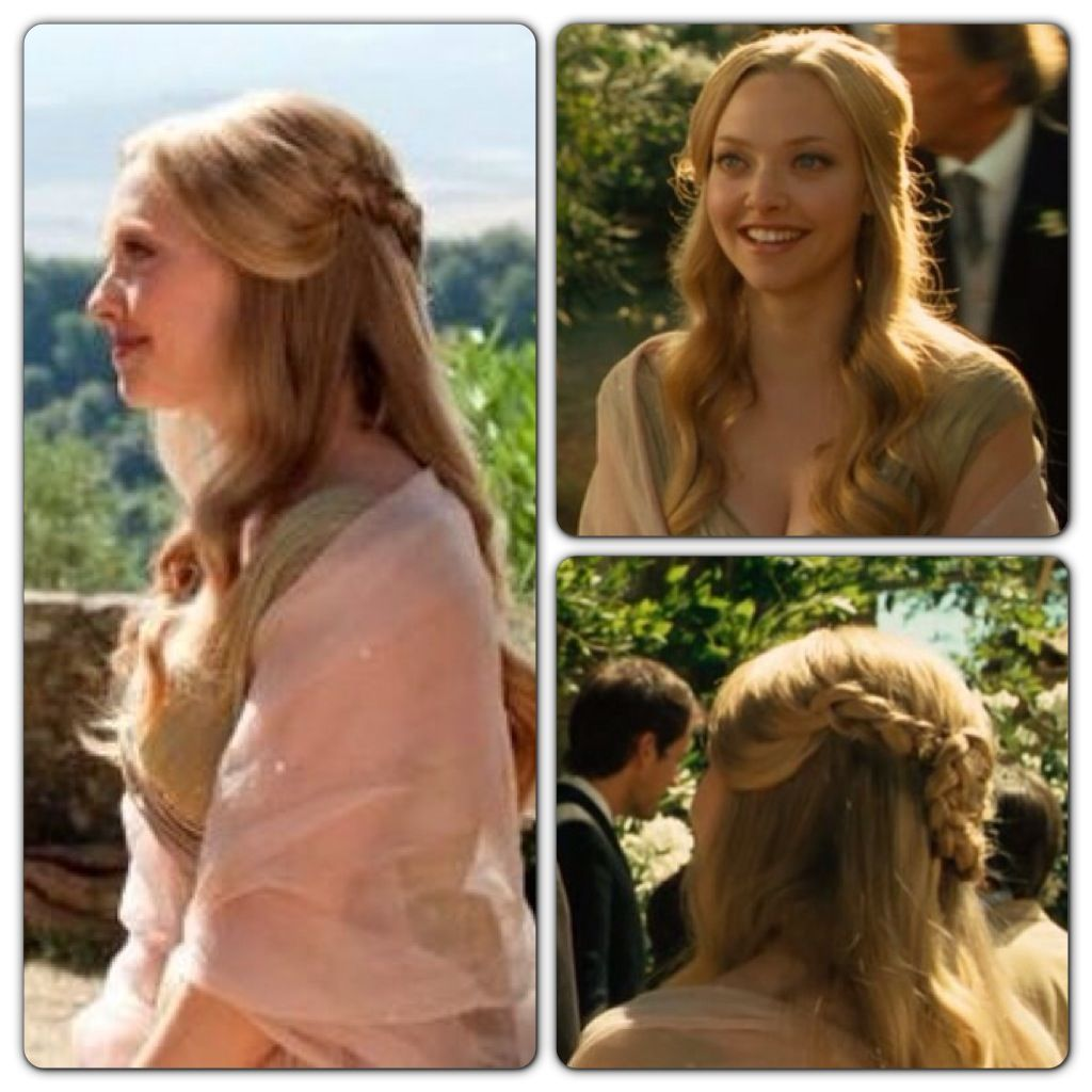 Amanda Seyfried Chloe Scene letters to juliet amanda seyfried hair at last scene