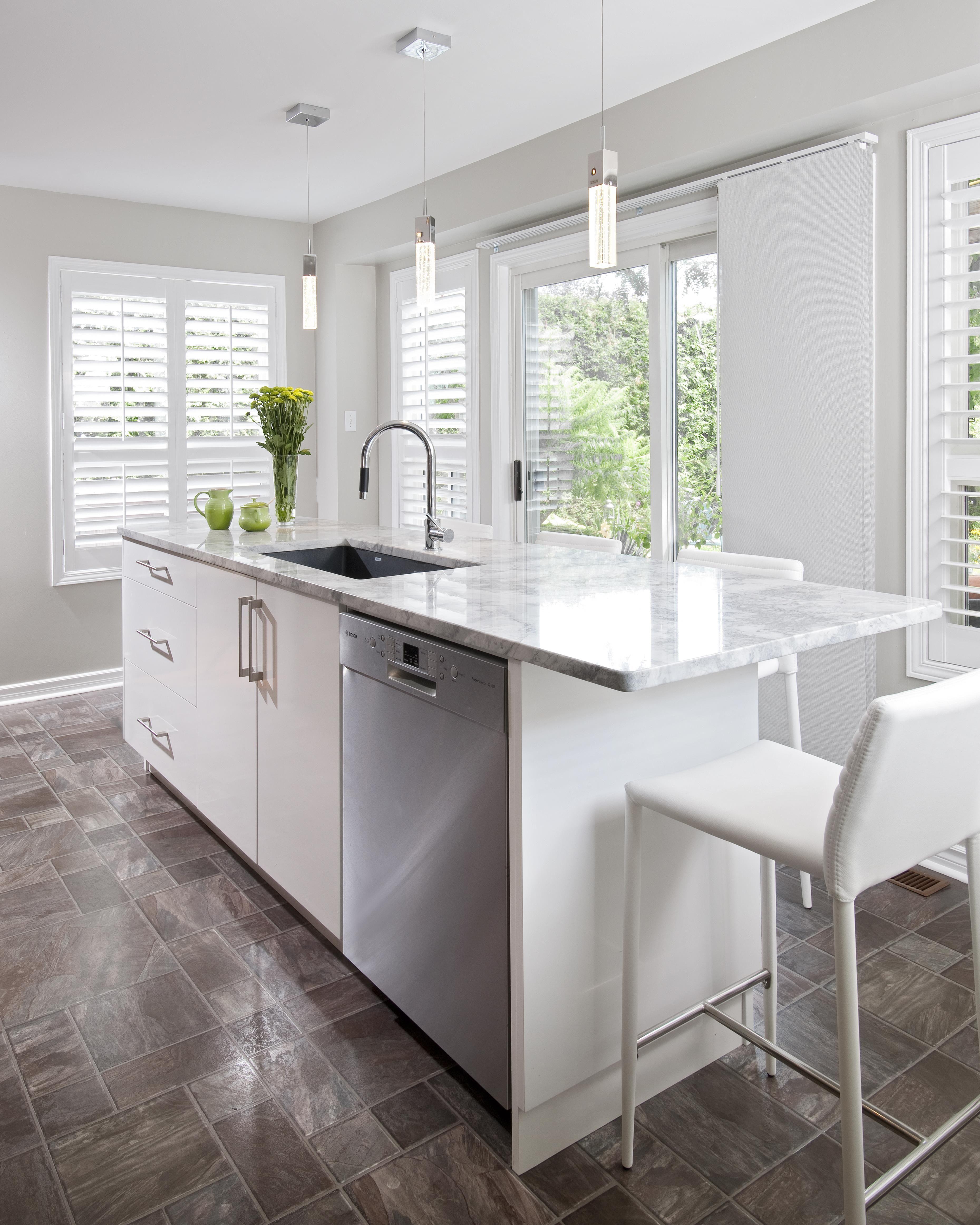 Lighting Fixtures For Kitchens: ET2 E22761-89PC Polished Chrome Fizz III 1 Light LED Mini
