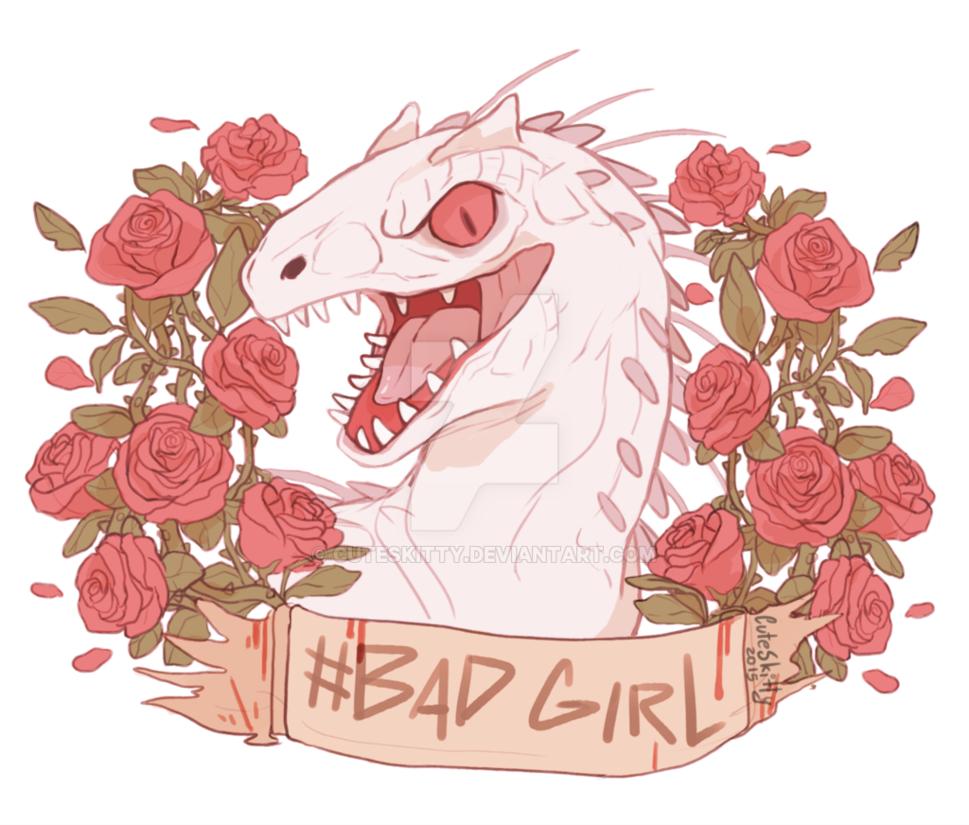 Bad Girl by CuteSkitty