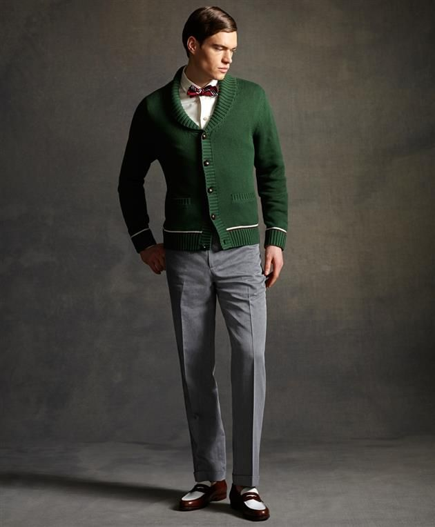 2e7e9661ca The Great Gatsby Menswear Collection by Brooks Brothers