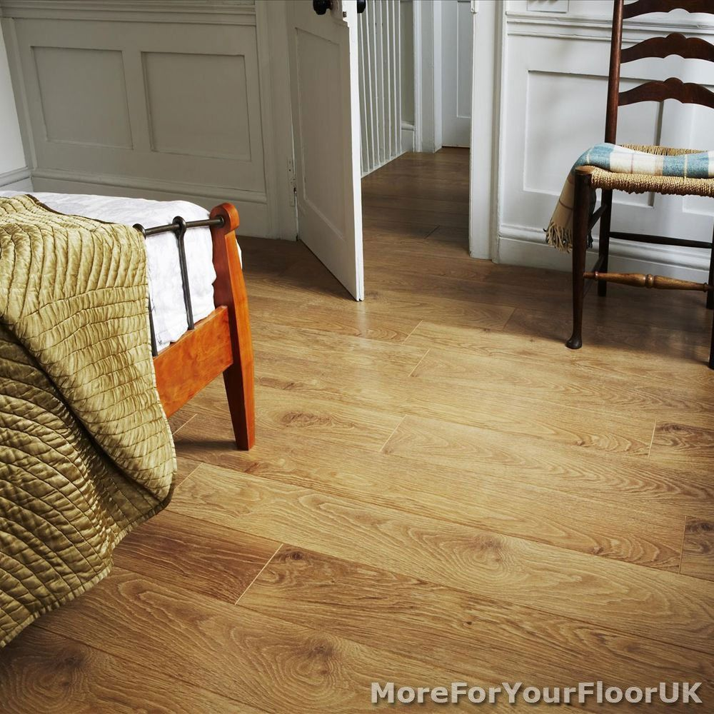 12mm Quality Laminate Flooring Hard Wearing Cottage Oak 434 Balterio Uk Seller Nha San San Gỗ Cong Nghiệp San Gỗ