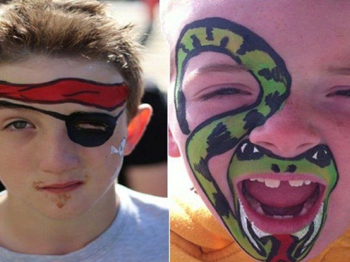 Cómo hacer tu propia pintura para la cara en este Halloween ...