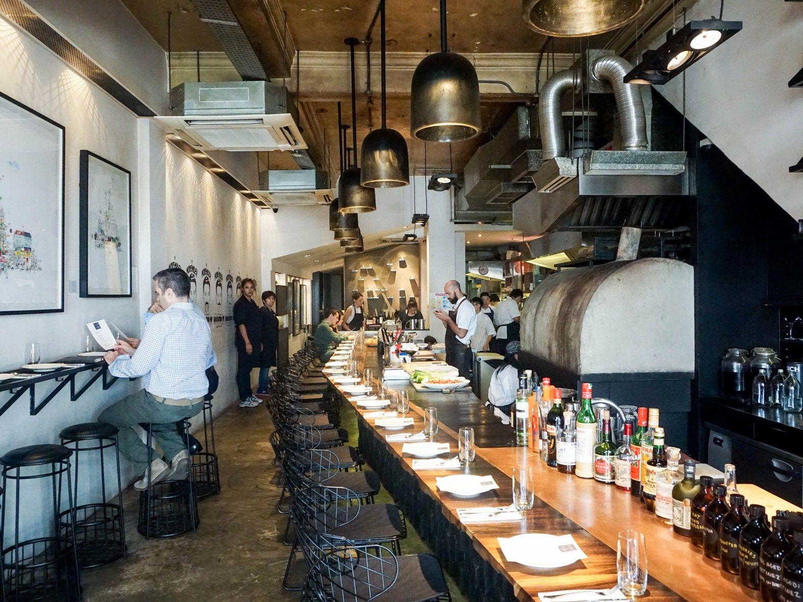 Burnt Ends, Singapore- No.30 Asia\u0027s Best 50 Restaurants 2015 ...