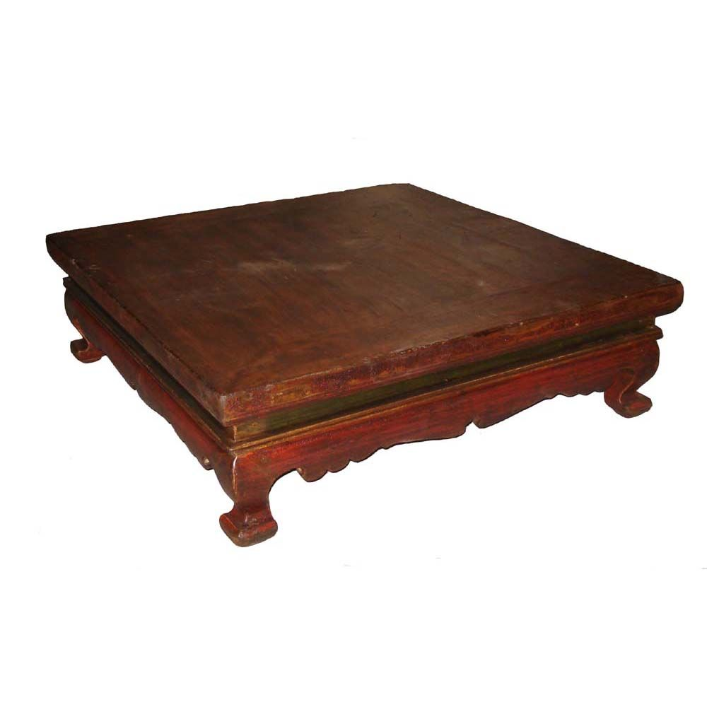 Chhinese furniture square tea table antique tables for Asian furniture dc