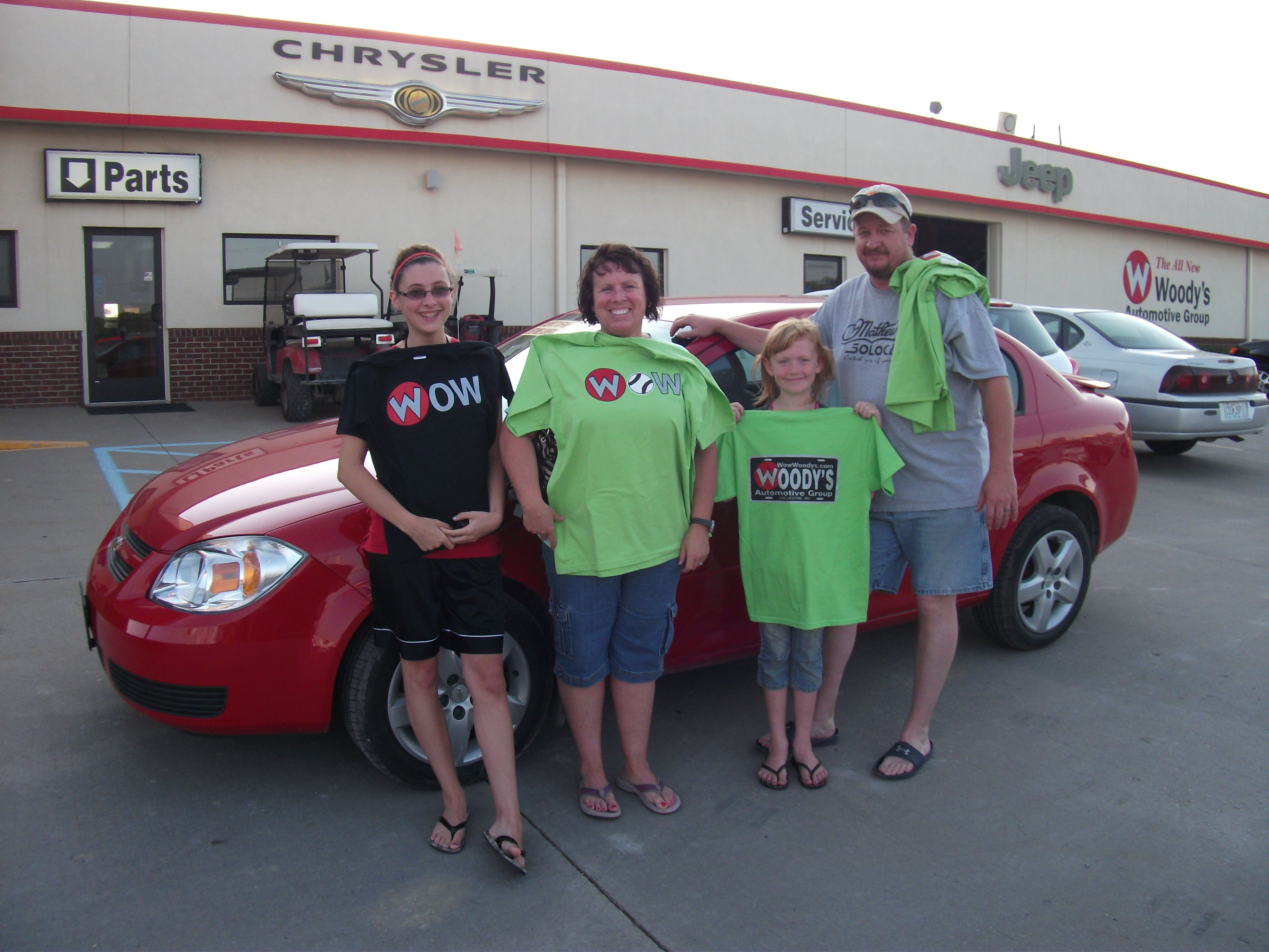 Darrell And Michelle Pegelow From Chillicothe Missouri Purchased