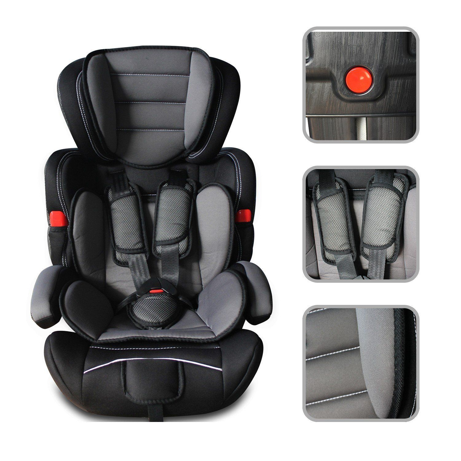 CHILD CAR SEAT WITH BOOSTER SEAT Car seats, Baby car