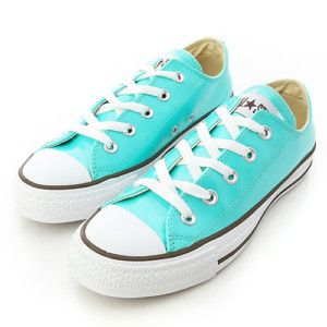teal converse shoes