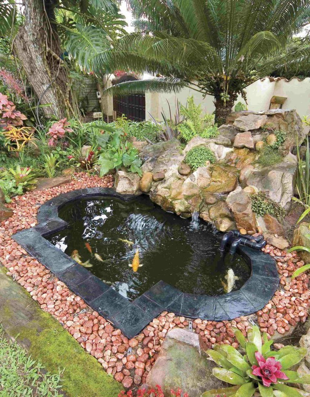 Maintenance Tips For Backyard Ponds Ponds Backyard 400 x 300