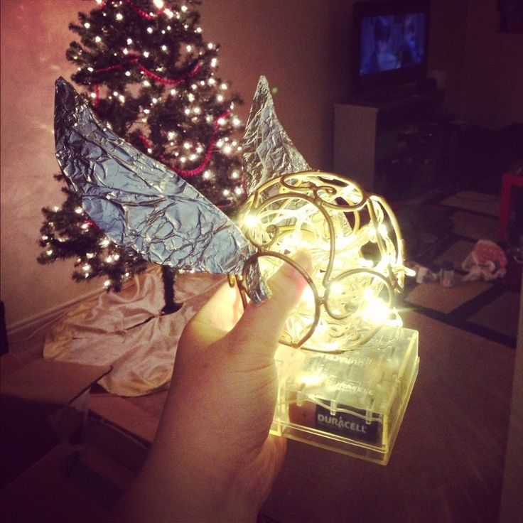 Harry Potter Christmas Tree Topper: Pin By Jujuibme On Festivities