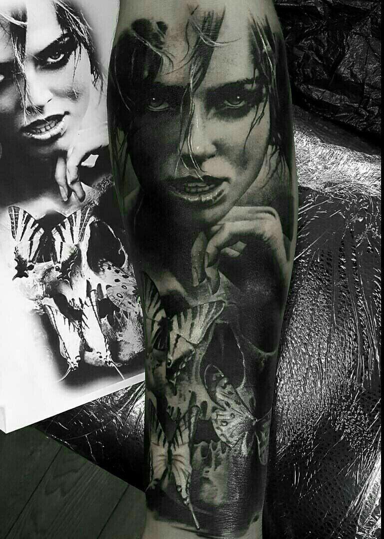 Realistic Tattoo реализм картинки 2 идеи для татуировок
