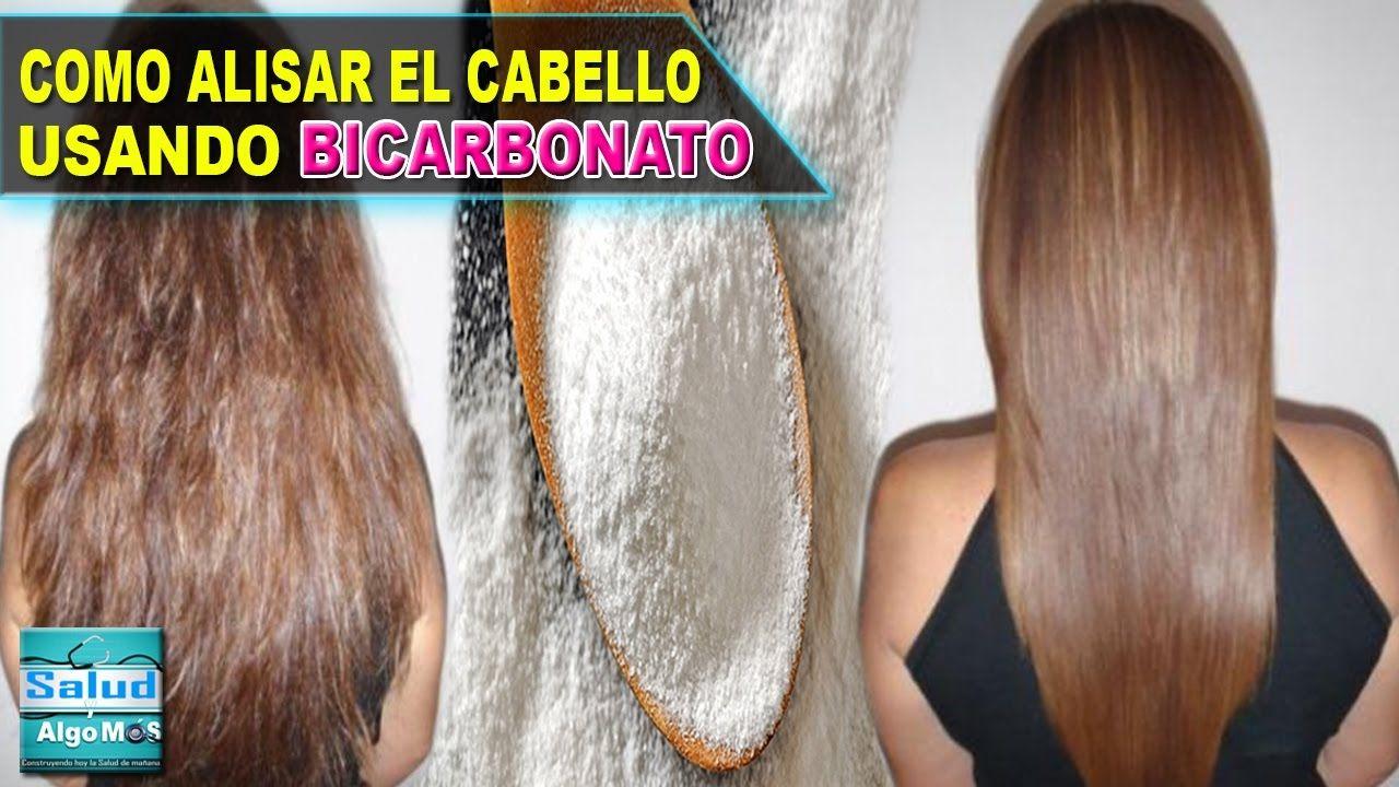 Como Alisar El Cabello Con Bicarbonato De Forma Natural Salud Y Algo Más Long Hair Styles Beauty Hacks Hair