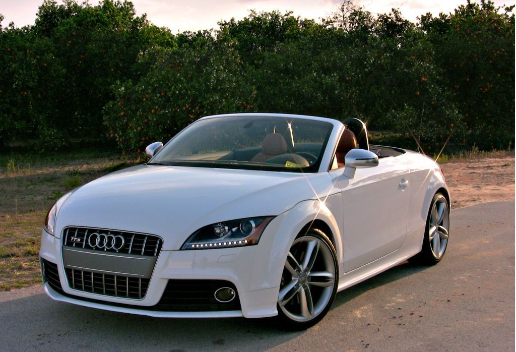 2009 audi tts roadster cars and more audi convertible. Black Bedroom Furniture Sets. Home Design Ideas