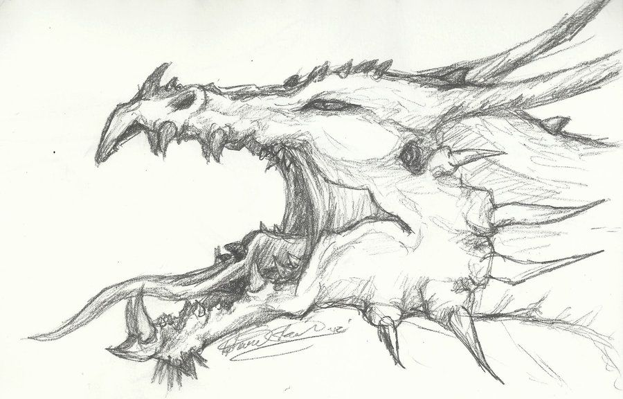 768bab4758c9ec41eabf136ce75d0d7c » Cool Dragon Drawing